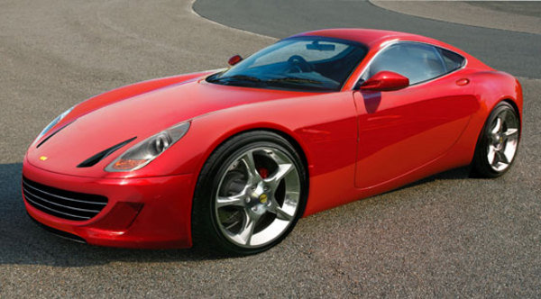 Build A BMW >> Ferrari Dino To Be Launched At The 2008 Geneva Motor Show ...