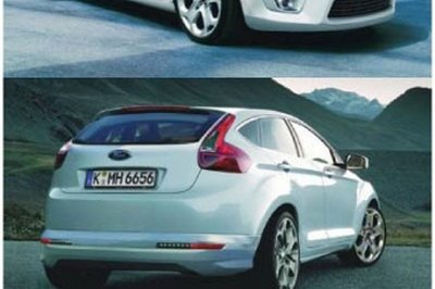 Ford Escort coming back in hybrid version?