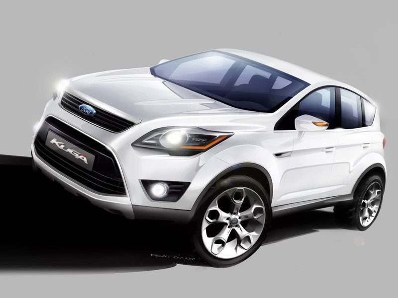 Ford Kuga to be offered only with one diesel engine