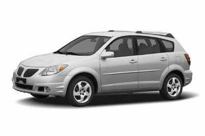 GM to accelerate 2009 Pontiac Vibe