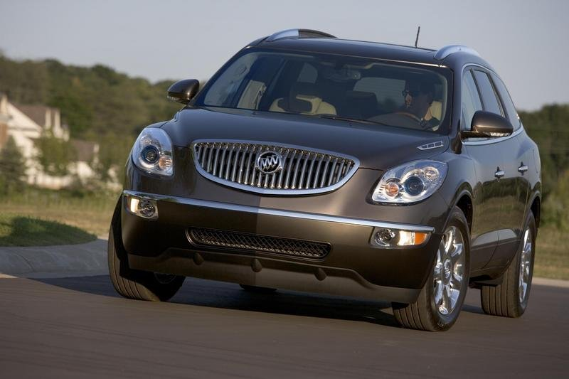 GM to Export Enclave Crossover to China
