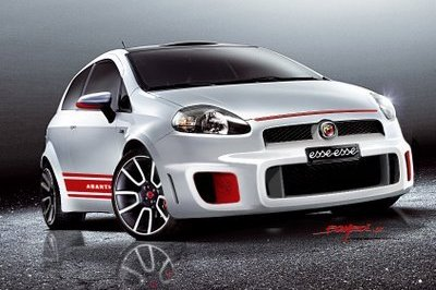 "Grande Punto Abarth ""esseesse"" first official info"