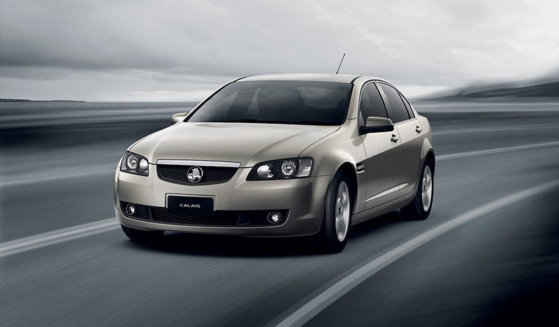 Holden Commodore going to Europe?