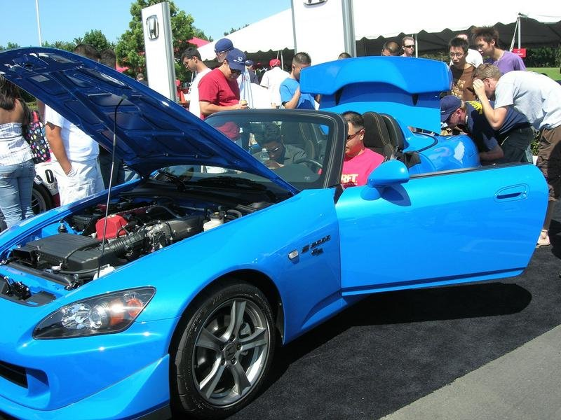Honda S2000 Homecoming