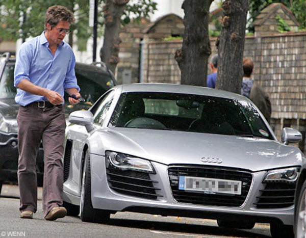 Hugh Grant Bought An Audi R8 For His Birthday News Top Speed