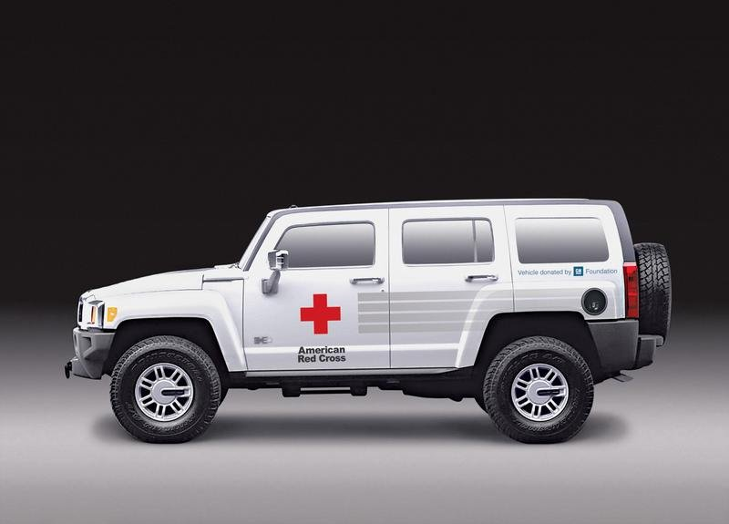 2007 hummer h3 red cross edition review top speed. Black Bedroom Furniture Sets. Home Design Ideas