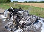 In Flames! hidraulic problem on the Audi R8? - image 196398