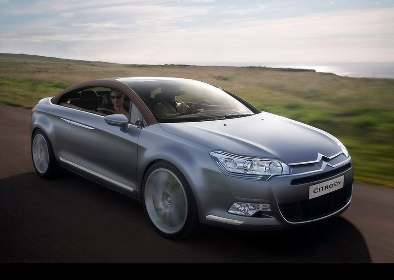 New Citroen C5 to be unveiled next month
