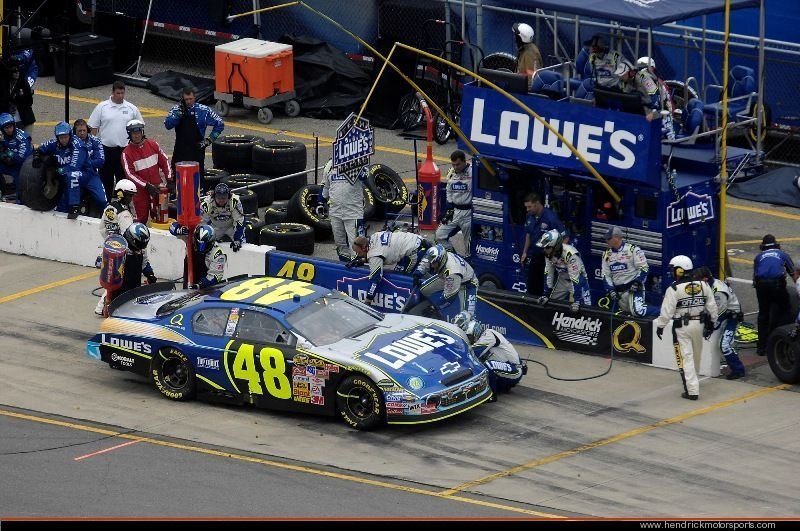 48 Team Lowe's Racing review