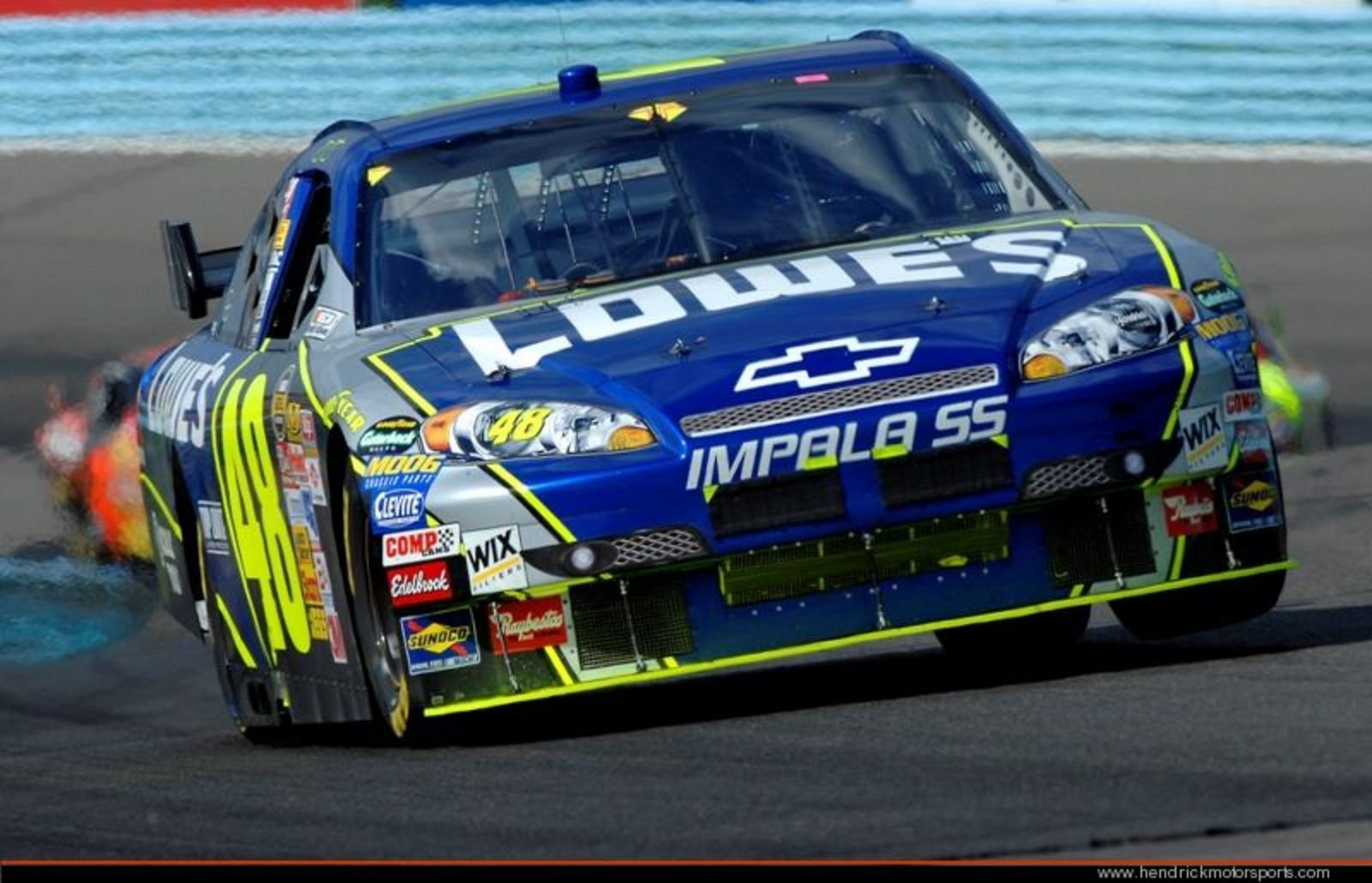 Kyle Busch Motorsports >> 48 Team Lowe's Racing Review - Top Speed
