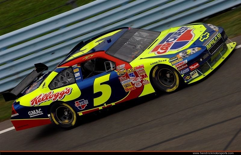 5 Nascar Nextel Cup Kellogg's/Carquest Racing Team review