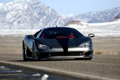 SSC Ultimate Aero sets new world speed record