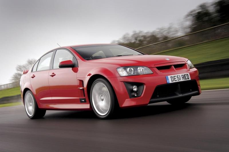 Vauxhall VXR8 supercharged version to be released next month