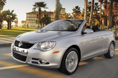 Volkswagen Eos wins the Ladies' Choice