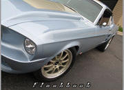 "1967 ""Flashback"" Ford Mustang coming to SEMA - image 208713"