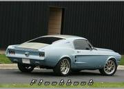 "1967 ""Flashback"" Ford Mustang coming to SEMA - image 208709"