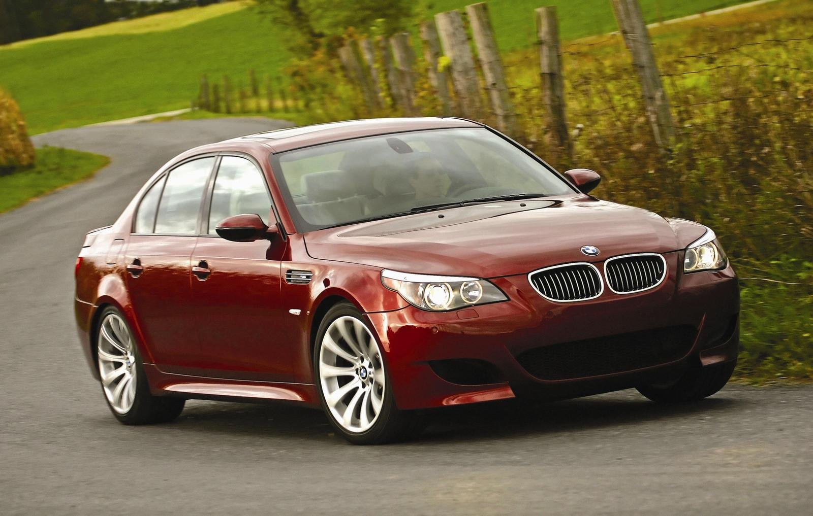 2008 BMW 5-Series And M5 Pricing Announced News - Top Speed