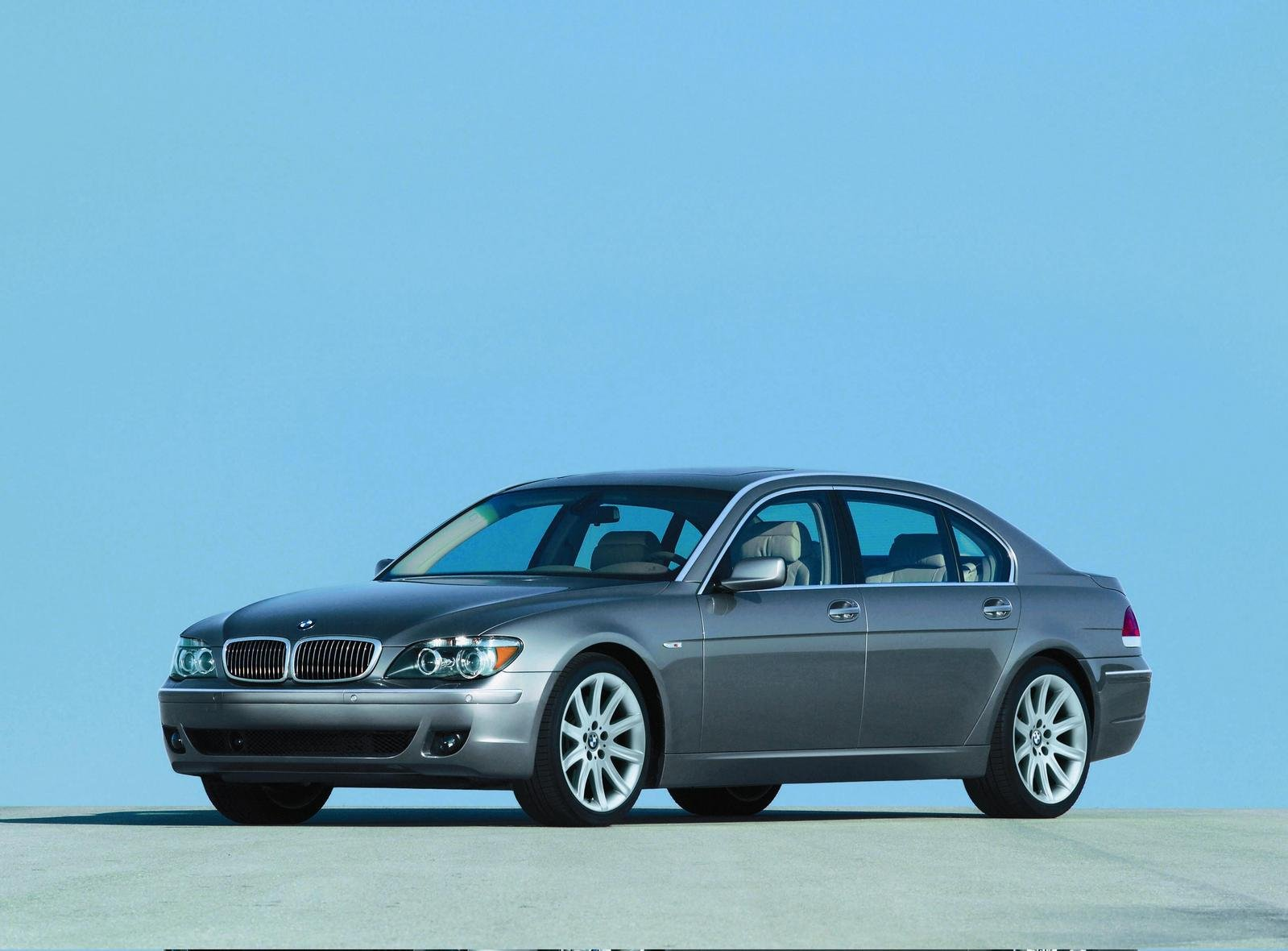 2008 Bmw 7 Series Review Top Speed