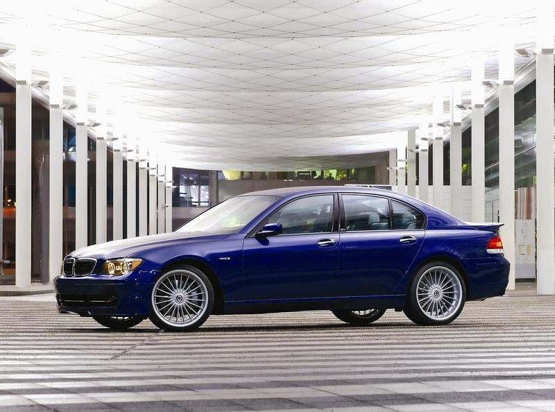 2008 BMW Alpina B7 pricing announced
