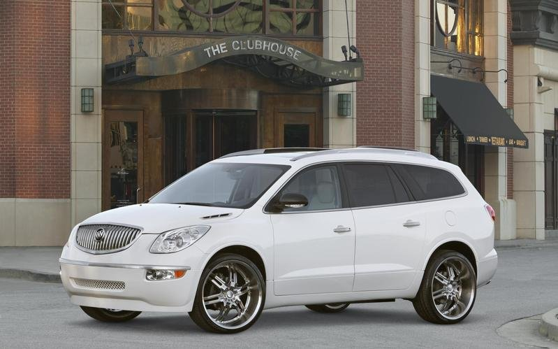 2008 Buick Enclave Urban CEO Edition