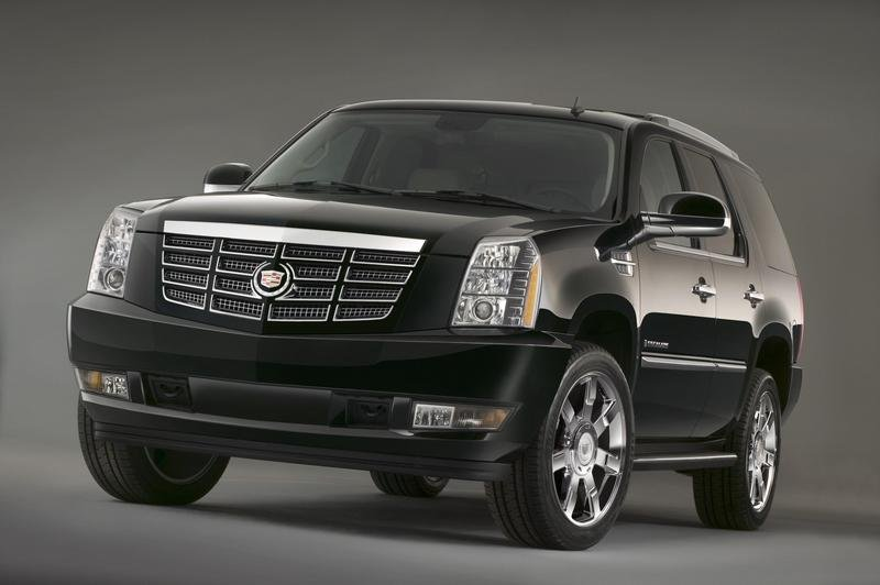 2008 Cadillac Escalde Hybrid will come to Miami Auto Show