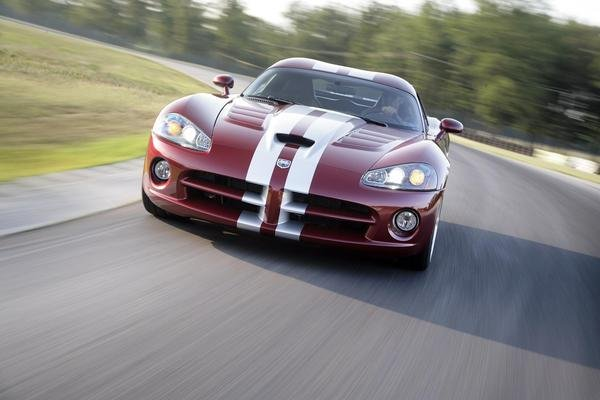 2008 dodge viper srt10 production started picture