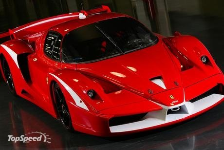 Ferrari Fxx. ferrari fxx evolution package