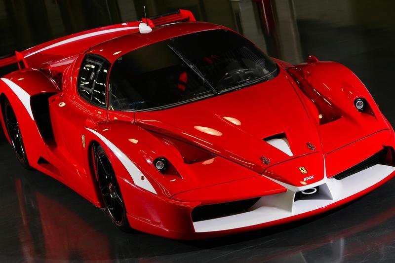 2008 Ferrari FXX Evolution Package