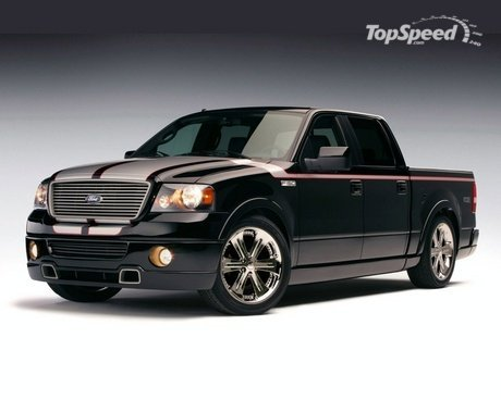 The 2008 Ford F-150 Foose Edition, which will be available through Ford