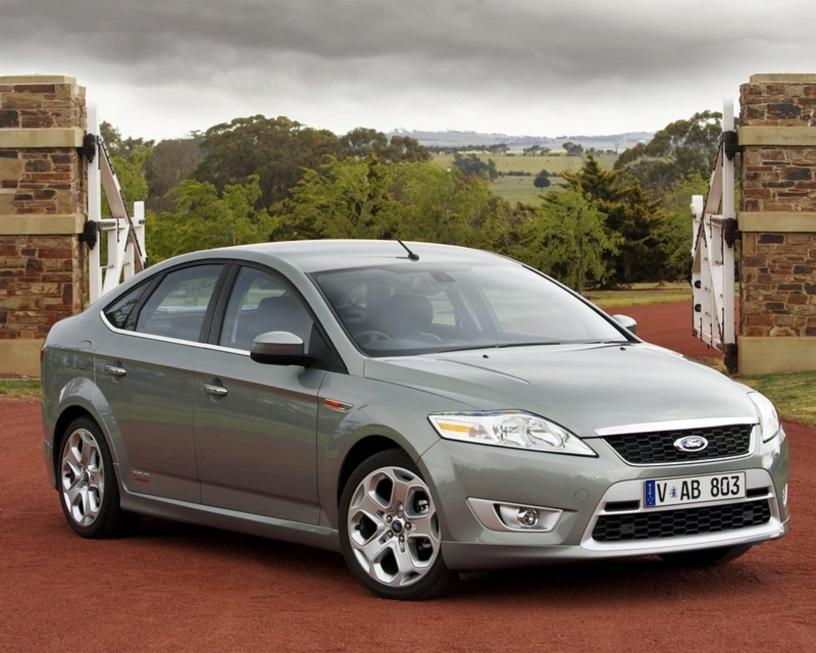 2008 ford mondeo xr5 turbo review top speed. Black Bedroom Furniture Sets. Home Design Ideas
