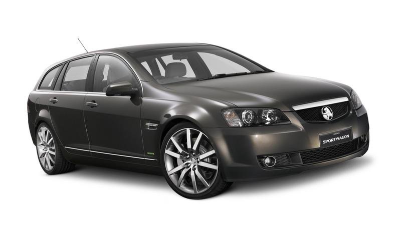 2008 Holden VE Commodore Sportwagon