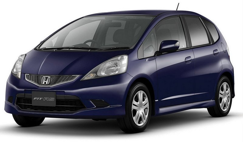 2008 Honda Fit Review  Top Speed