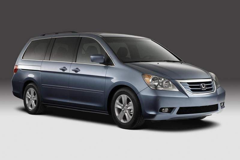 2008 Honda Odyssey pricing announced