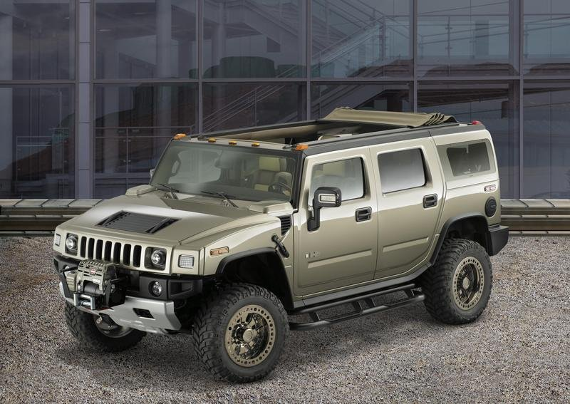 2008 Hummer H2 Safari Off Road