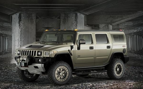 2008 Hummer H2 Safari Off Road Car Review Top Speed