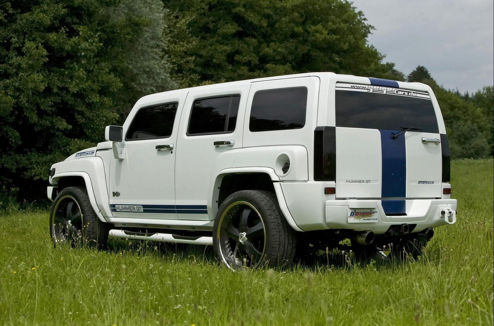 2008 hummer h3 gt by geigercars picture 205012 car. Black Bedroom Furniture Sets. Home Design Ideas