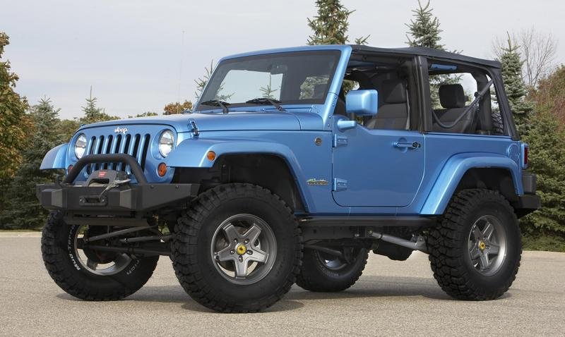 2008 Jeep Wrangler All Access Pictures Photos Wallpapers Top Speed