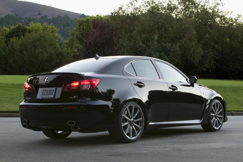 2008 Lexus IS-F - image 208249
