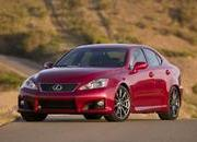 2008 Lexus IS-F - image 208167