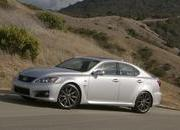 2008 Lexus IS-F - image 208186