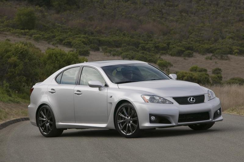 2008 Lexus IS-F - image 208188