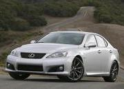 2008 Lexus IS-F - image 208192