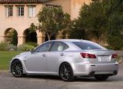 2008 Lexus IS-F - image 208194