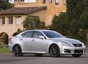 2008 Lexus IS-F - image 208195