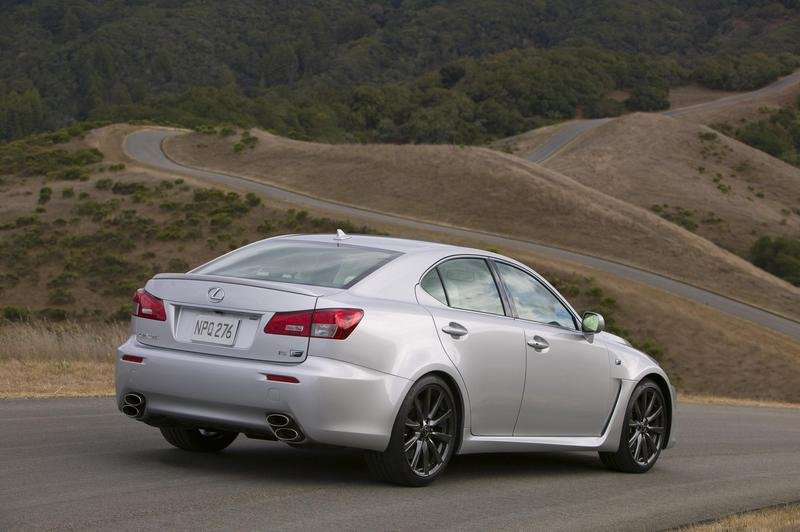 2008 Lexus IS-F - image 208208