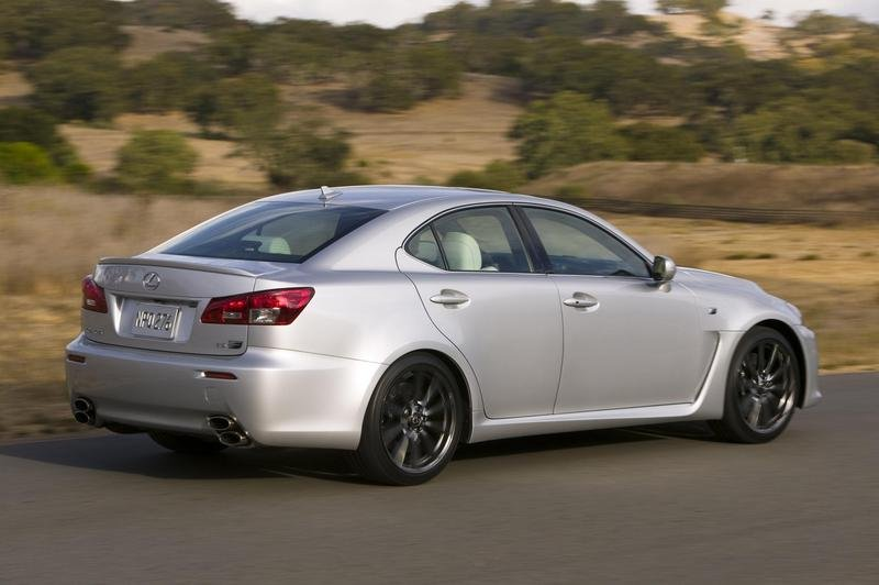 2008 Lexus IS-F - image 208210
