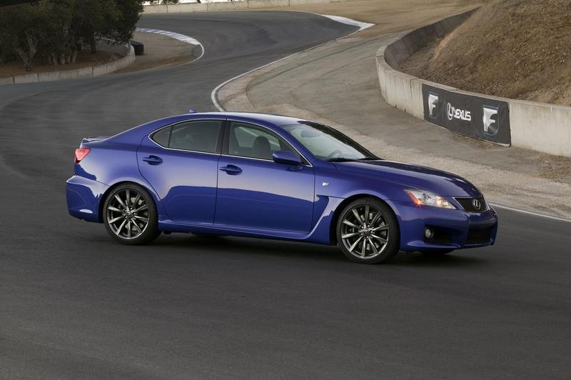 2008 Lexus IS-F - image 208218