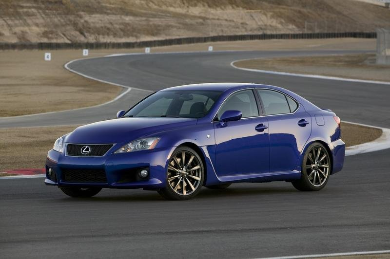 2008 Lexus IS-F - image 208219