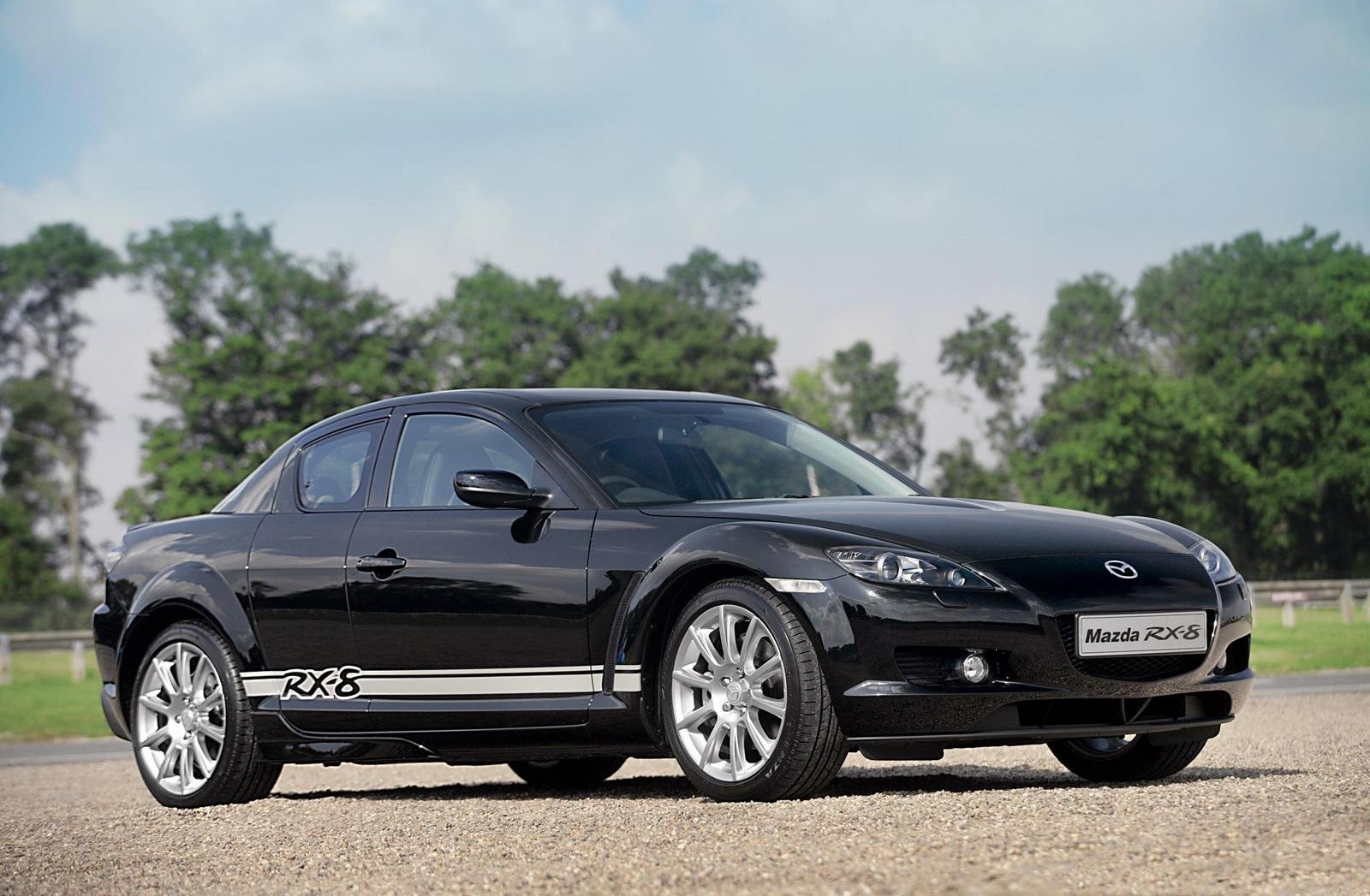 2008 mazda rx-8 sport pack review - top speed