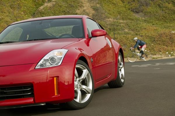 2008 nissan 350z coupe and roadster pricing announced news. Black Bedroom Furniture Sets. Home Design Ideas